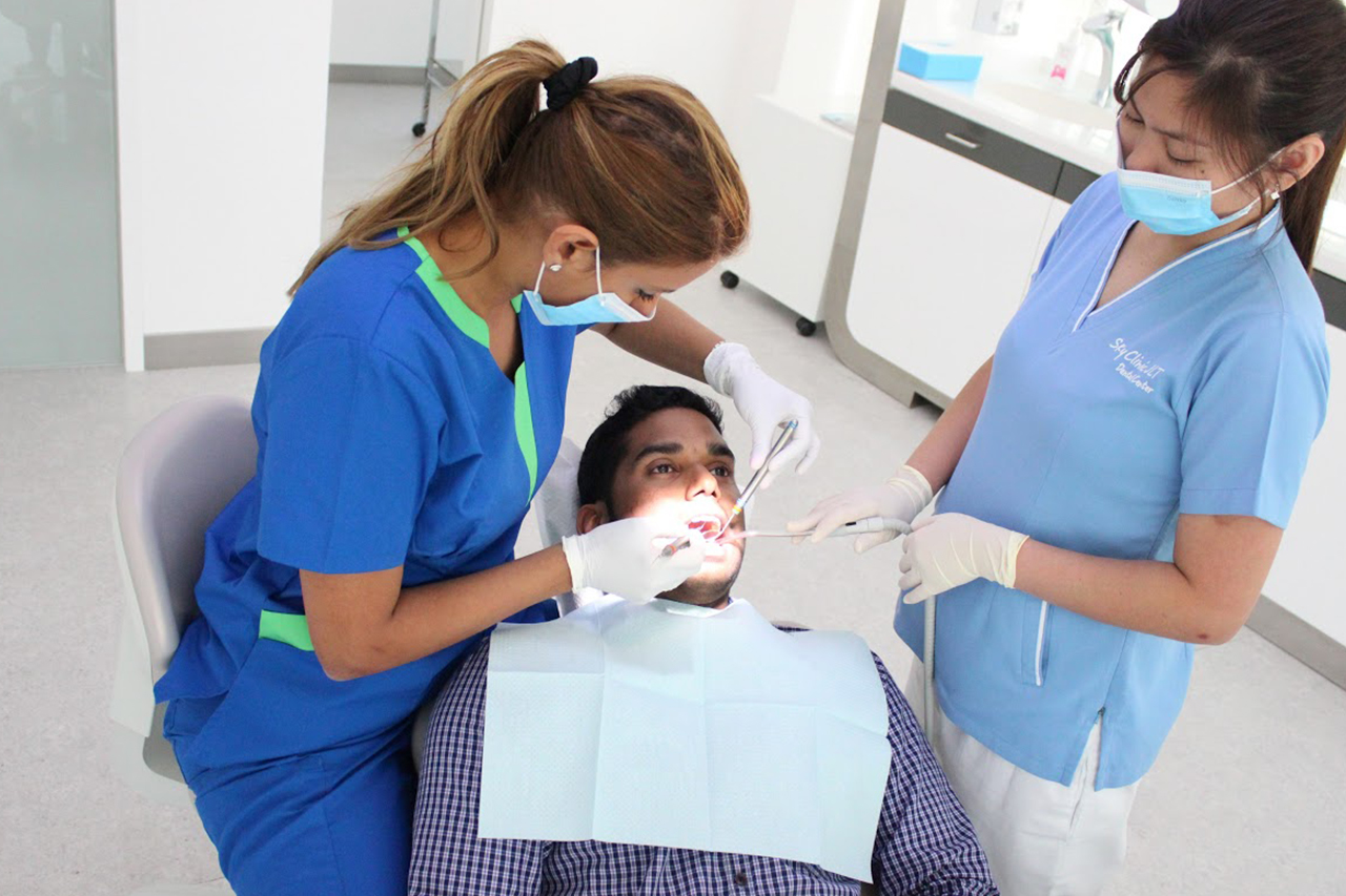 dentist in dubai